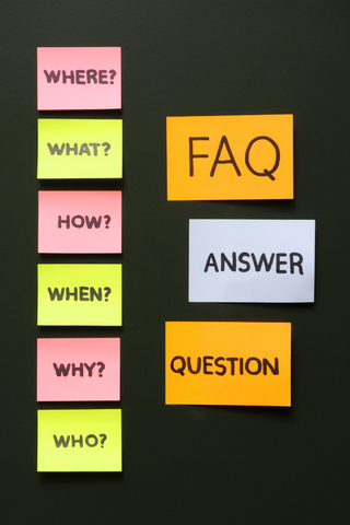 Corporate Mentoring FAQ's