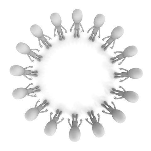 Group mentoring - mentoring model