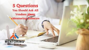 5 Questions about mentoring software
