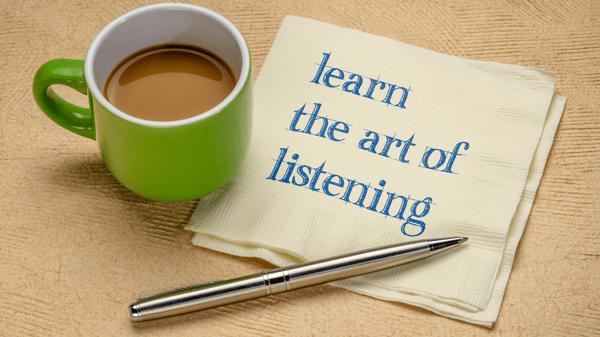Active listening in Mentoring
