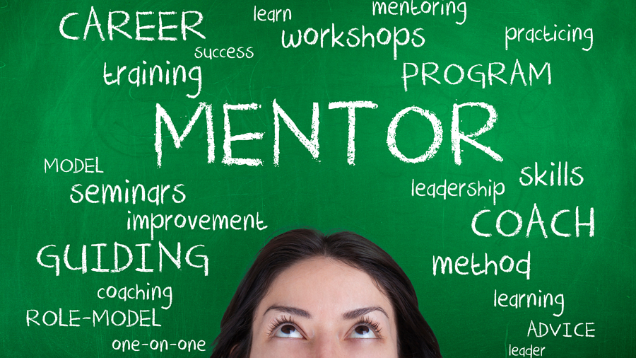 How important mentoring is in the workplace