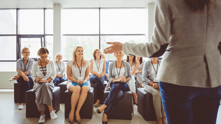 Value of women mentoring