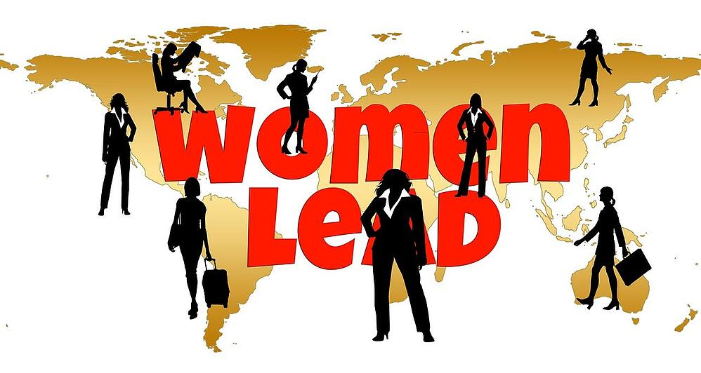 Women leaders are required