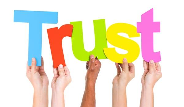 Top three mentoring skills - building trust