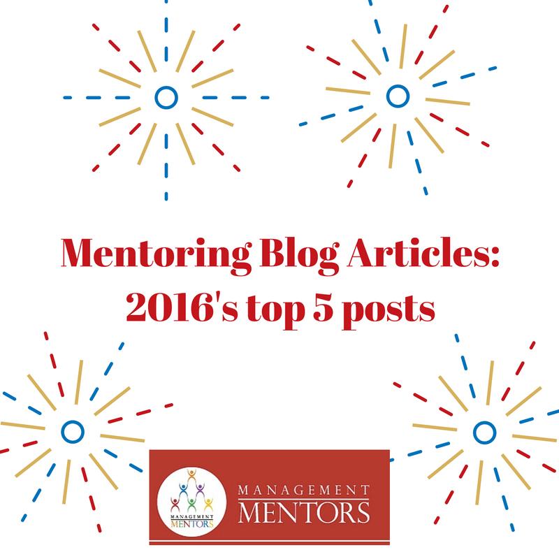 Mentoring Blog Articles